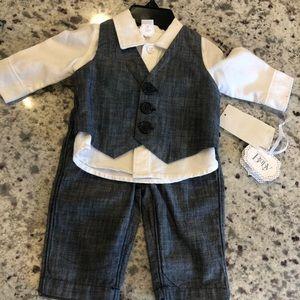 Nordstrom Baby 3 piece suit